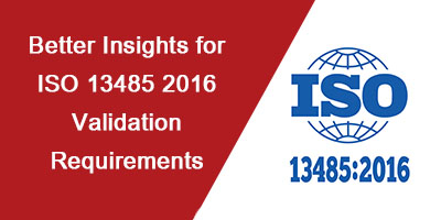 Medical Device Blog, ISO 13485 2016