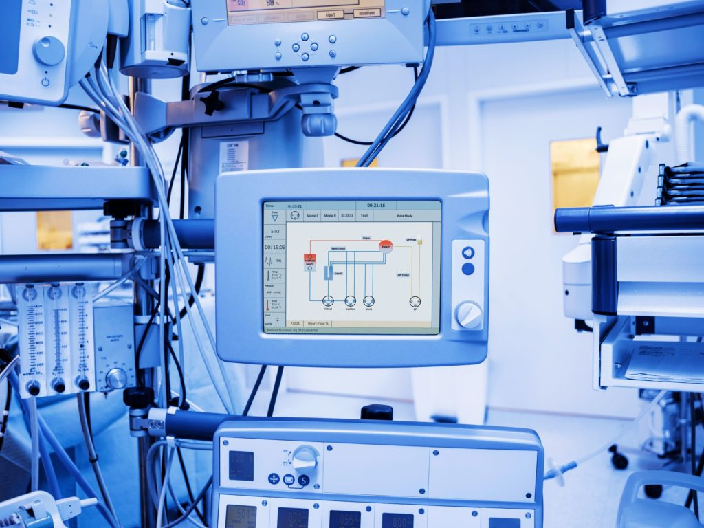 medical devices security